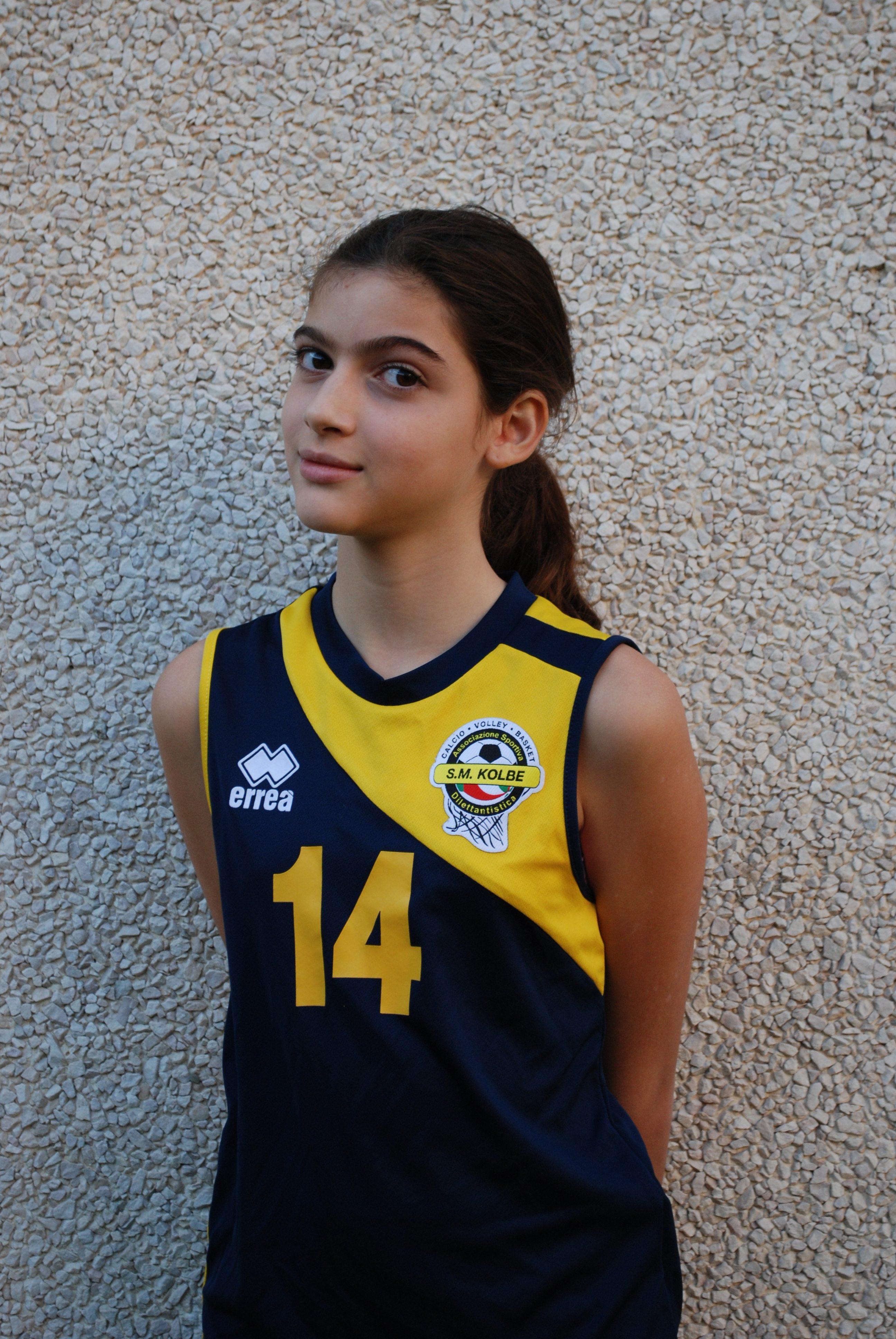 2 Isabella Mazzitelli