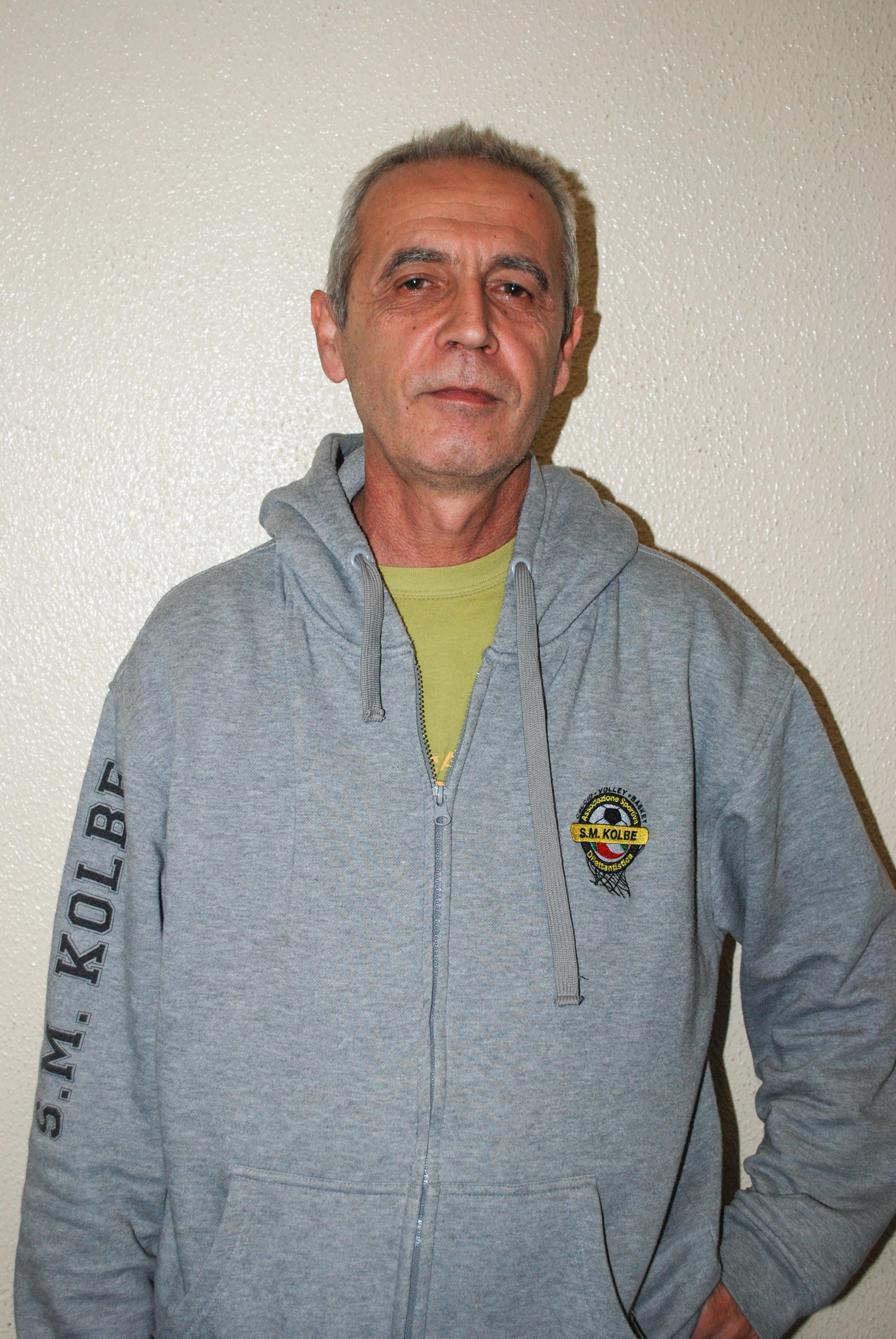 1 Allenatore Renato Gherardi