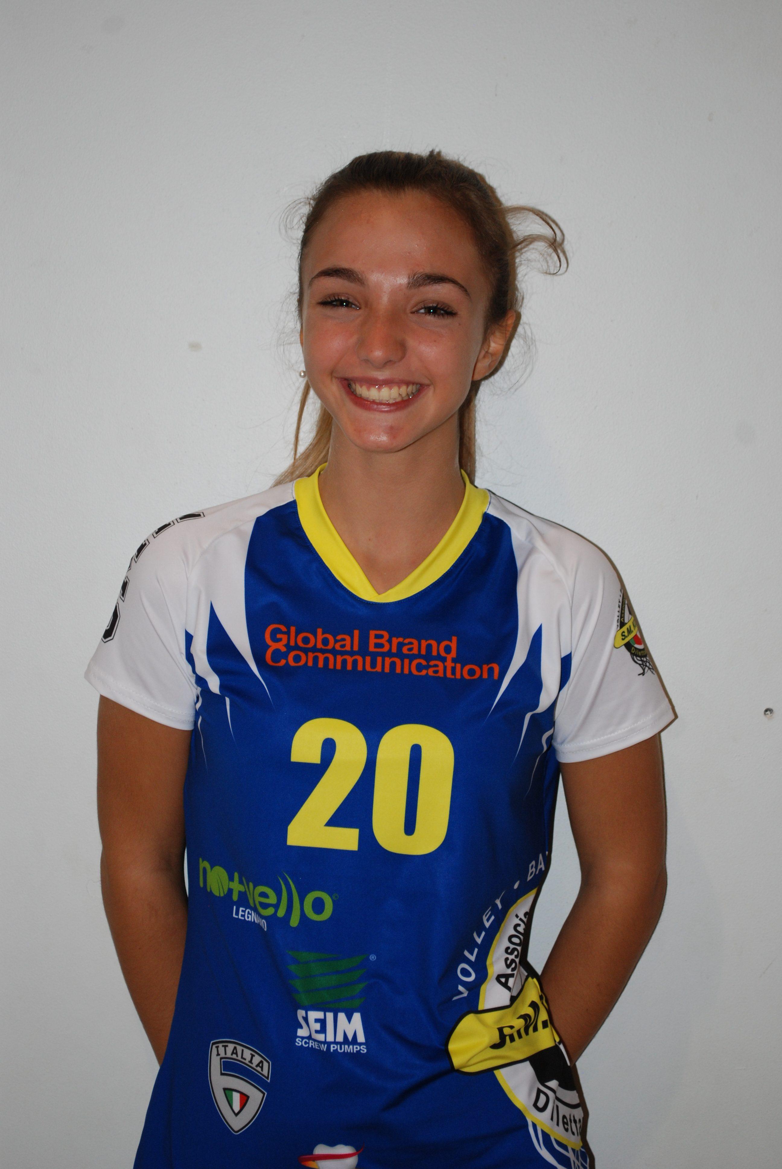 1 Gaia Raimondi
