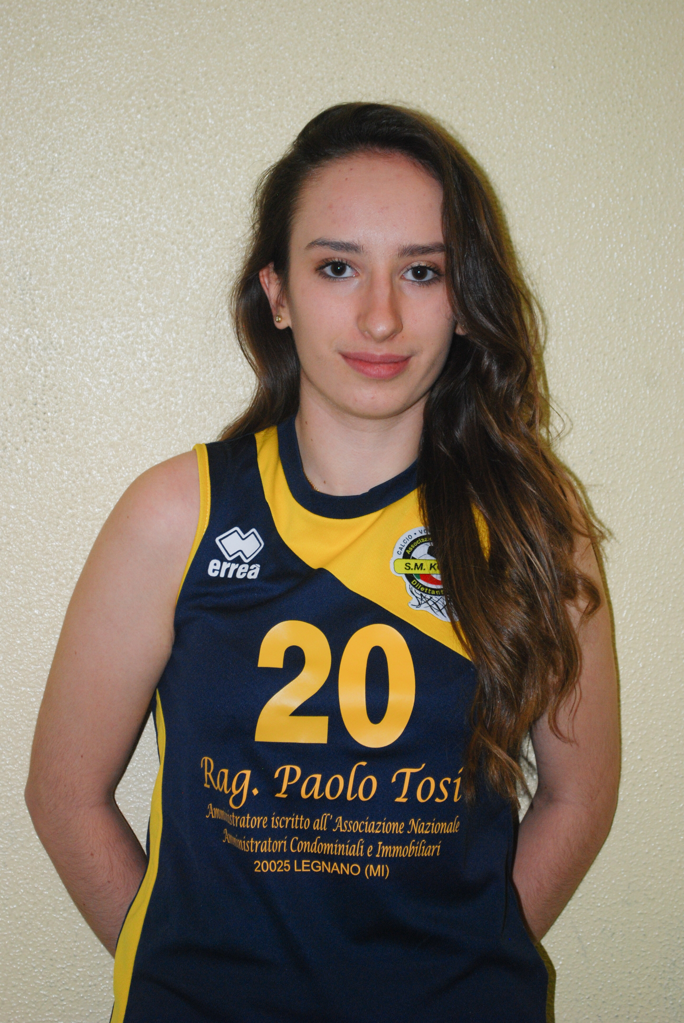 1 Sara Borsani